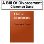 A Bill Of Divorcement Thumbnail Image