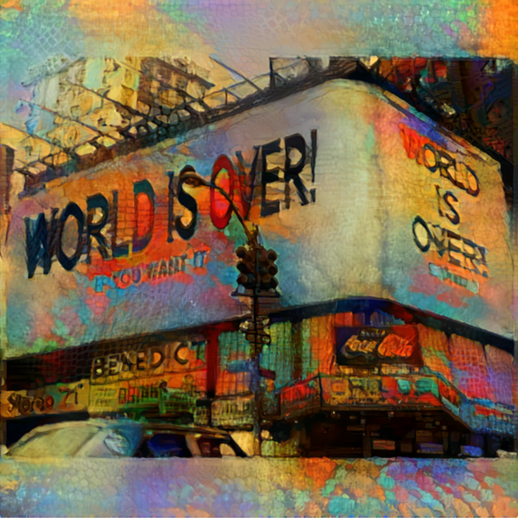 various artist – The World is Over! B-Side