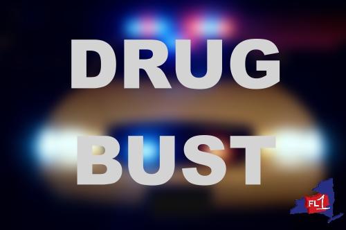 Interlaken man arrested on drug charges