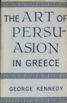 Cover of: The art of persuasion in Greece