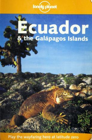 Cover of: Ecuador & the Galápagos Islands | Rob Rachowiecki