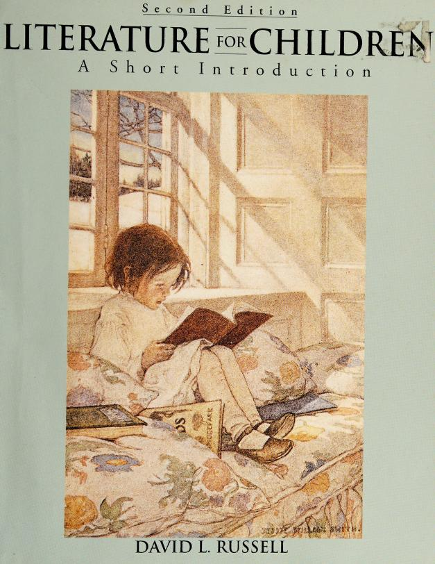 Literature for children by Russell, David L.