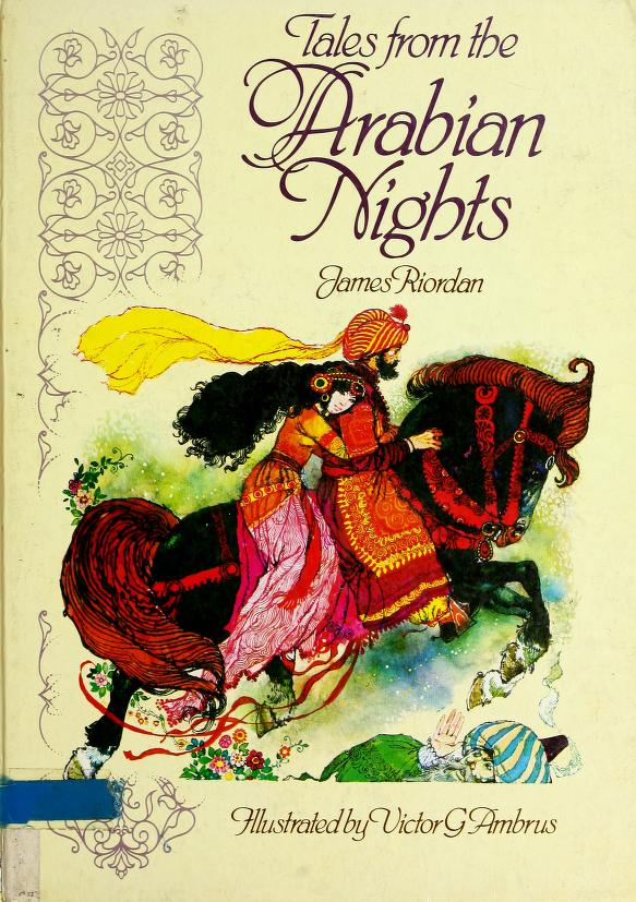 Tales from the Arabian nights by Riordan, James