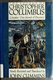 Cover of: The Voyage of Christopher Columbus | John Cummins