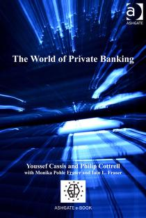 Private Banking in Europe (Studies in Banking History) by Y. Cassis